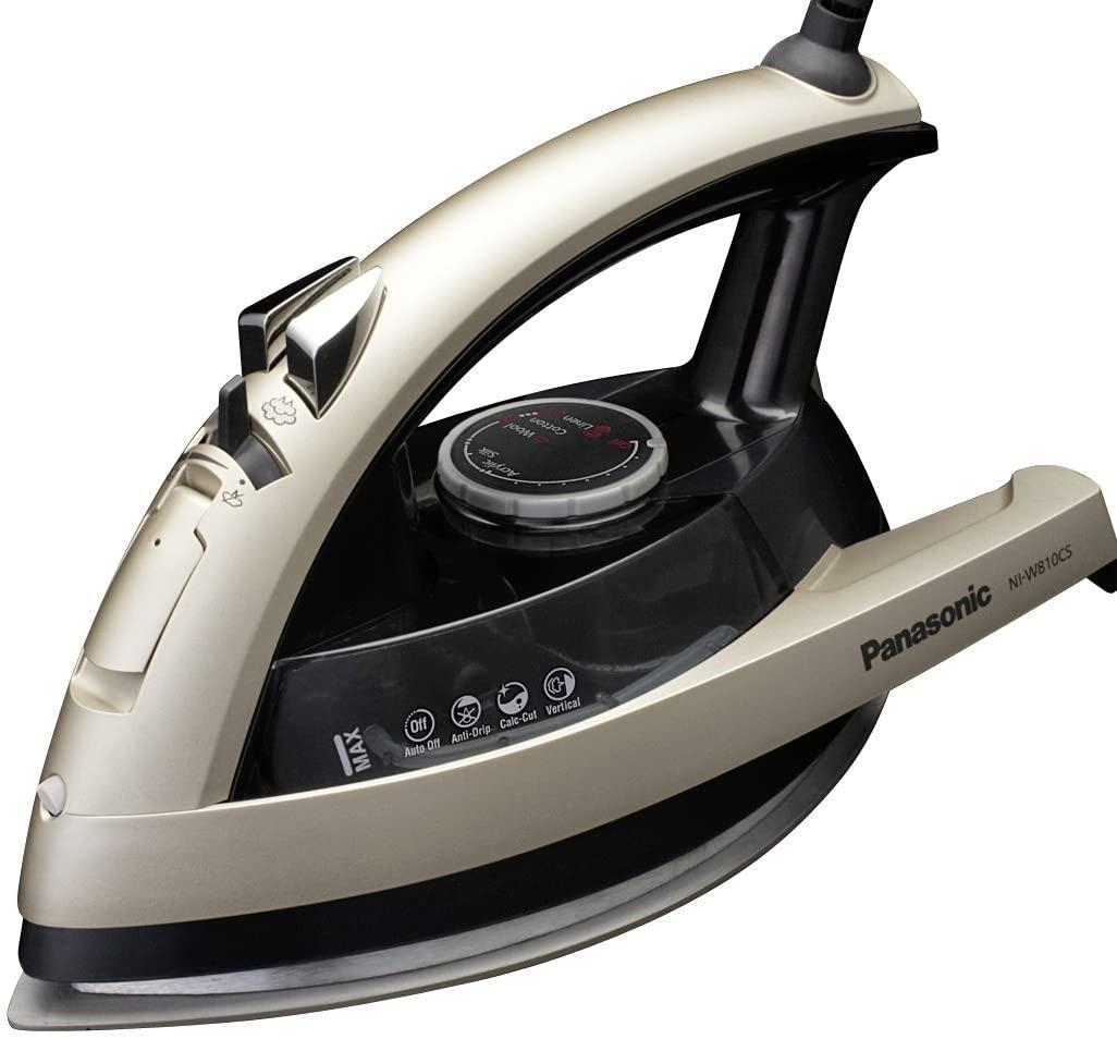 Panasonic Dry And Steam Iron – Versatile Iron