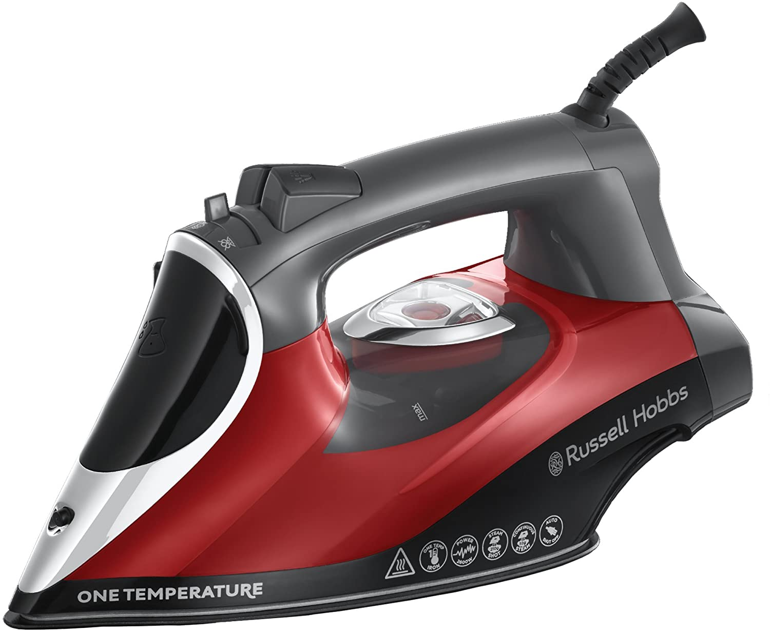 Russell Hobbs 25090 One Temperature Steam Iron
