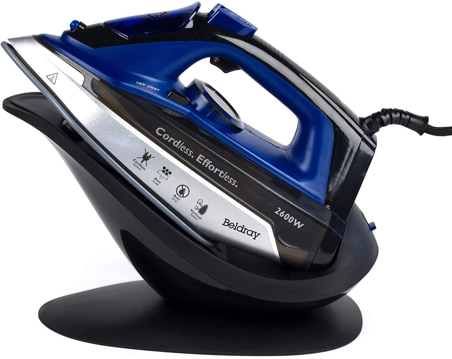 Beldray BEL0747 Cordless Steam Iron – Most Selling